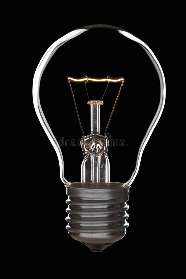 Ampoule de lampe photo stock