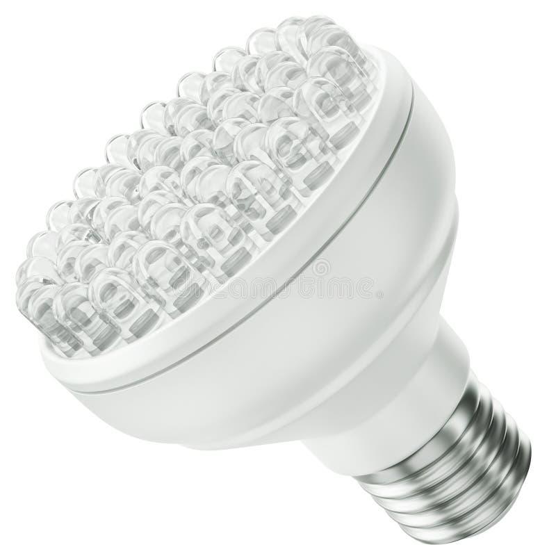 Ampoule de LED illustration libre de droits