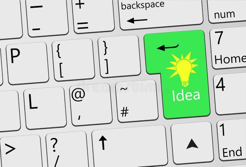 Ampoule en ligne photos libres de droits