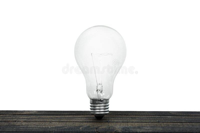 Download Ampoule sur la table photo stock. Image du panneau, angle - 76080054