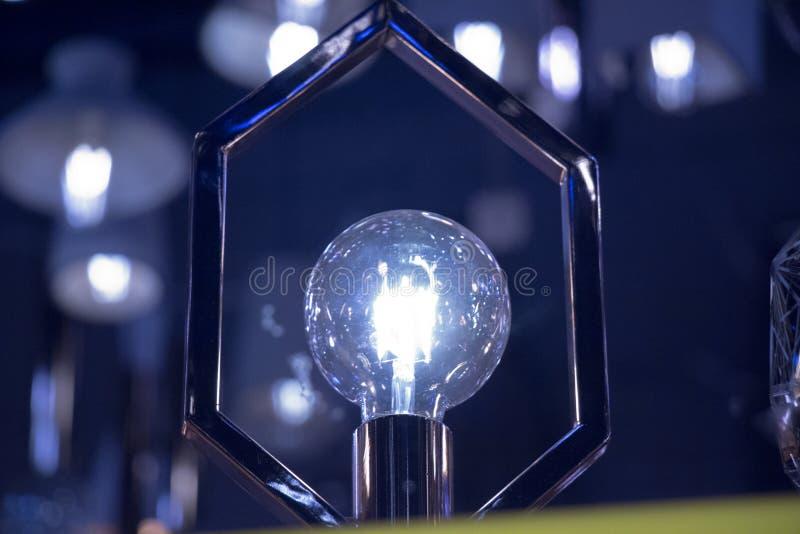 Download Ampoules D'edison De Filament Antique Décoratif De Style Photo stock - Image du lustre, électrique: 87703188