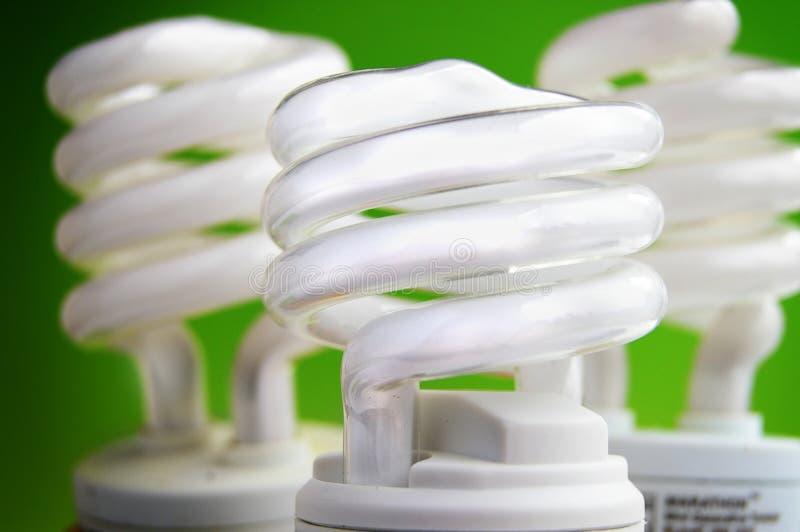 ampoules efficaces photo stock