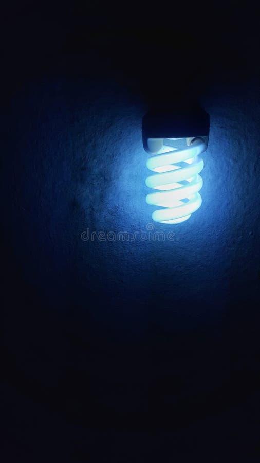 Ampoules et énergie photo stock