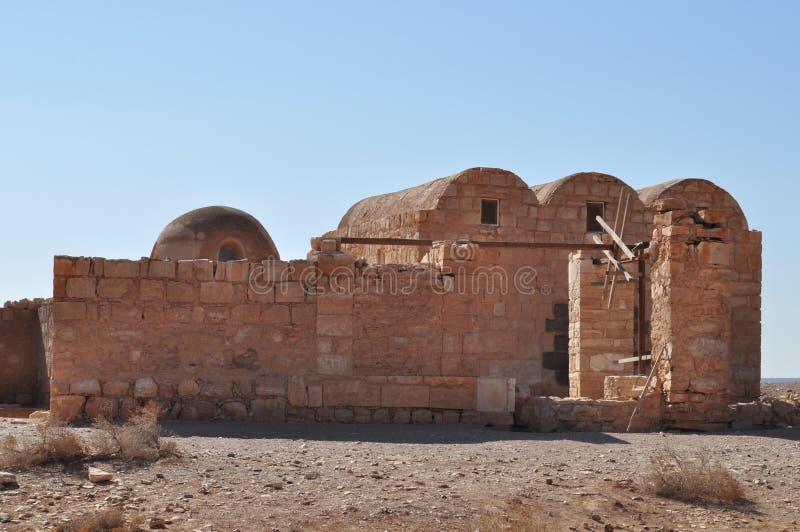 Amra's Little Palace stock image