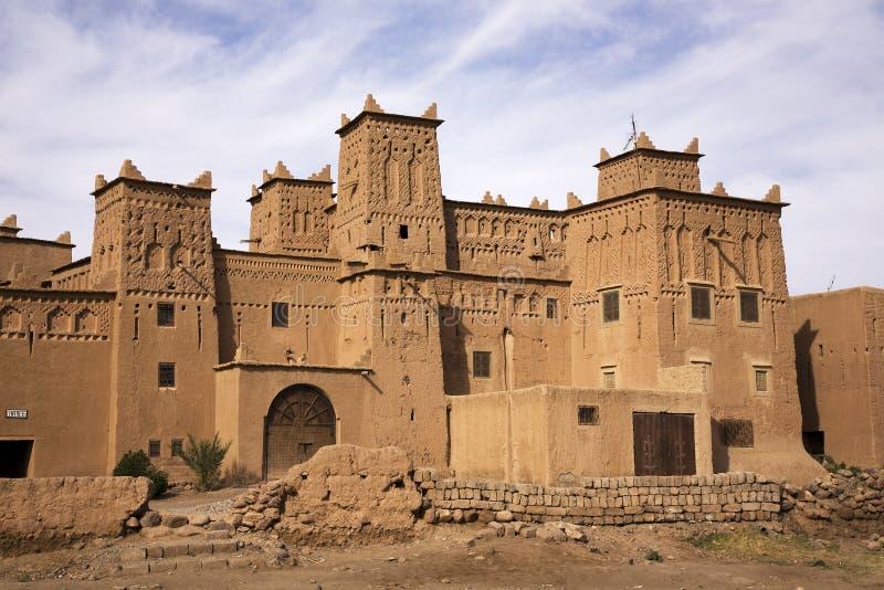 amridil kasbah obrazy royalty free