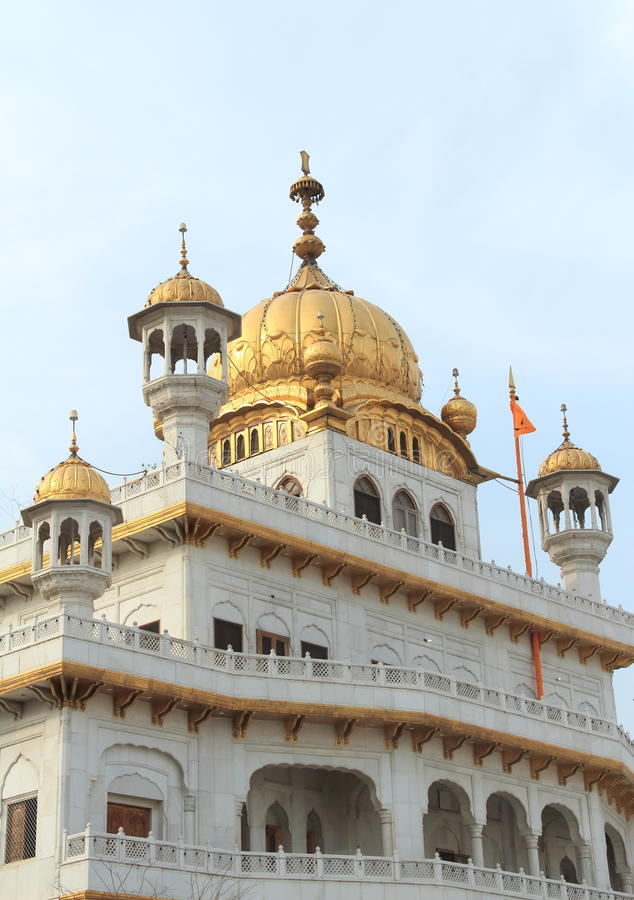 Amristar Golden Temple. stock images