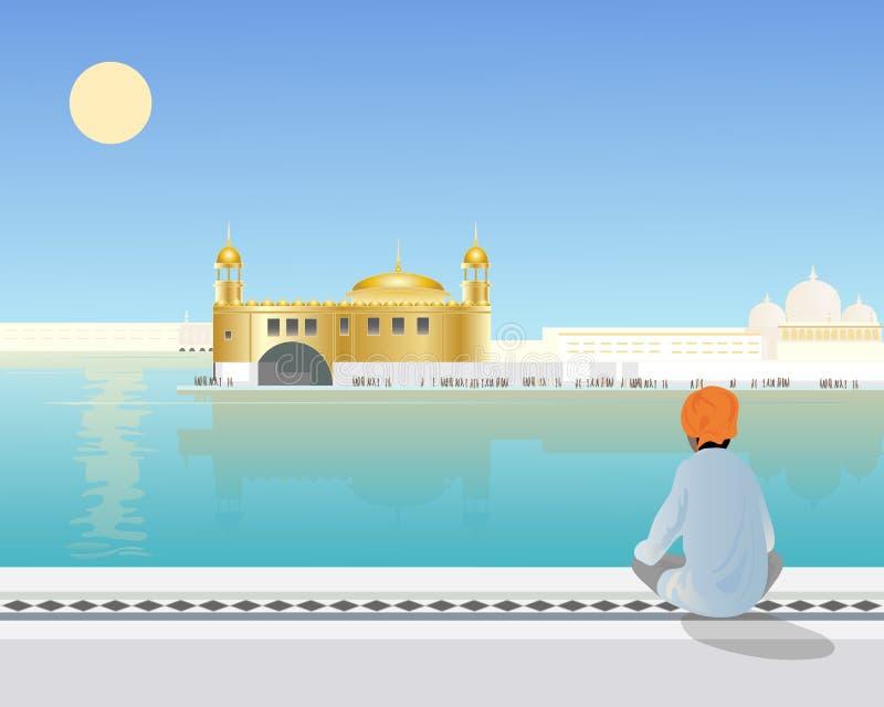 amritsar stock illustrationer