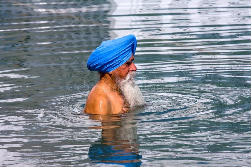 Amritsar, Inde images stock