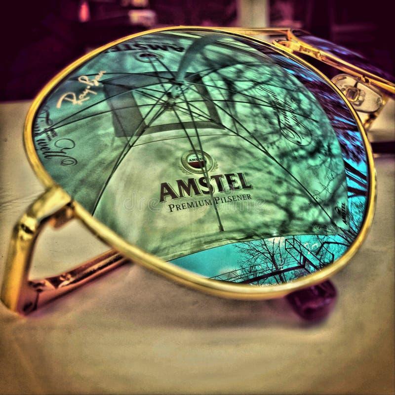 Amstel images libres de droits
