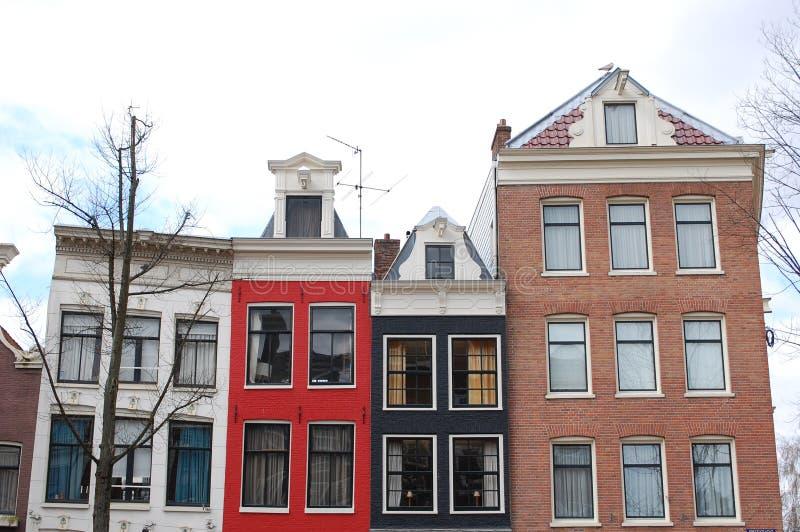 Amsterdão Holland Europa fotografia de stock