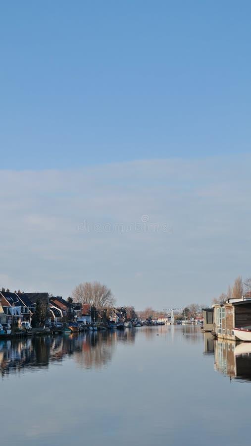 Amsterdam 07 02 2018 fotografia stock libera da diritti