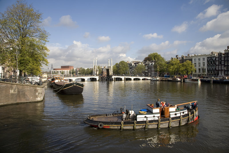 Amsterdam 2 image stock