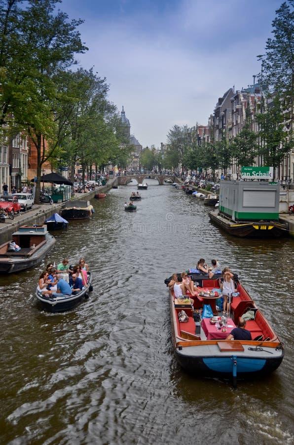 Amsterdam royalty free stock image