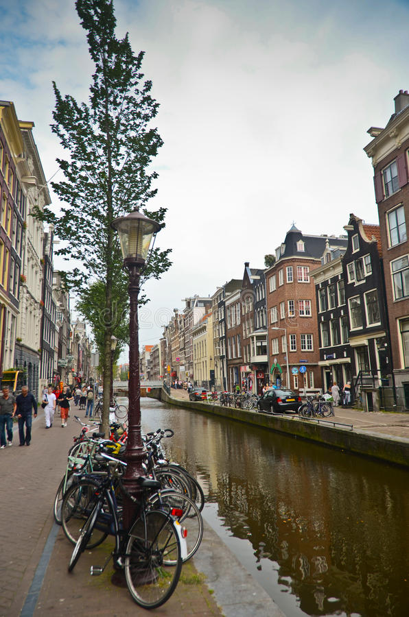 Amsterdam stock image