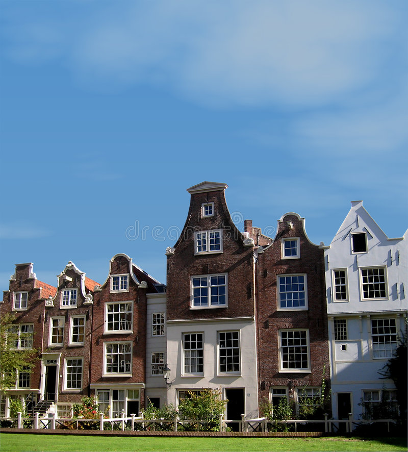 amsterdam obraz royalty free