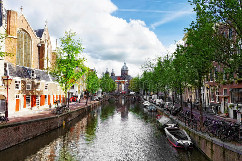 Amsterdam fotos de archivo