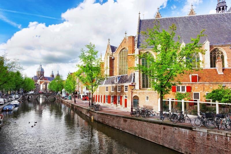 Amsterdam fotografía de archivo