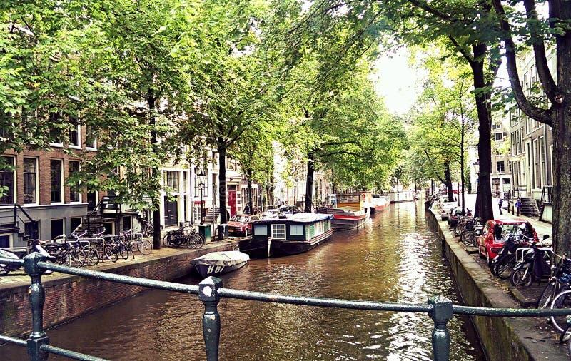 Amsterdam stock foto