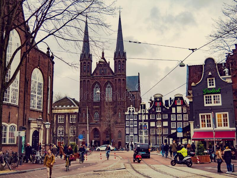 Amsterdam Free Public Domain Cc0 Image