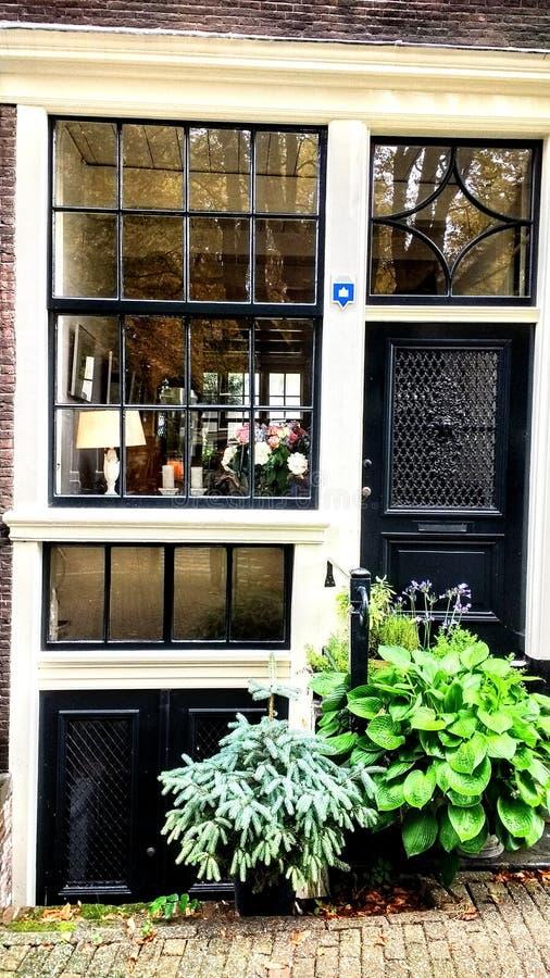 Amsterdam Architektur door exterior. Amsterdam Architektur exterior door city travel stock photos
