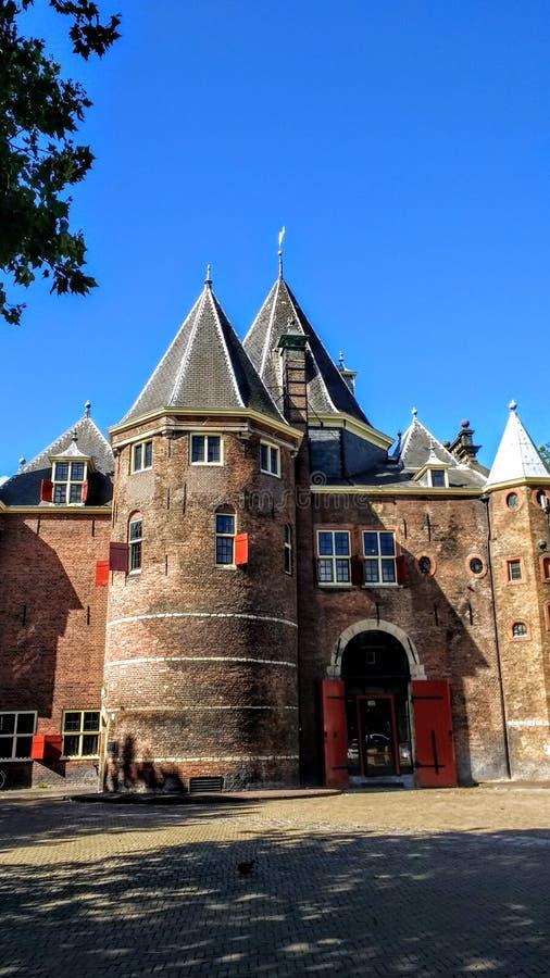 Amsterdam Architektur. Travel tourist stock photography