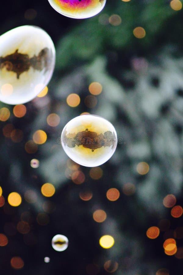 Amsterdam bubblor royaltyfri foto