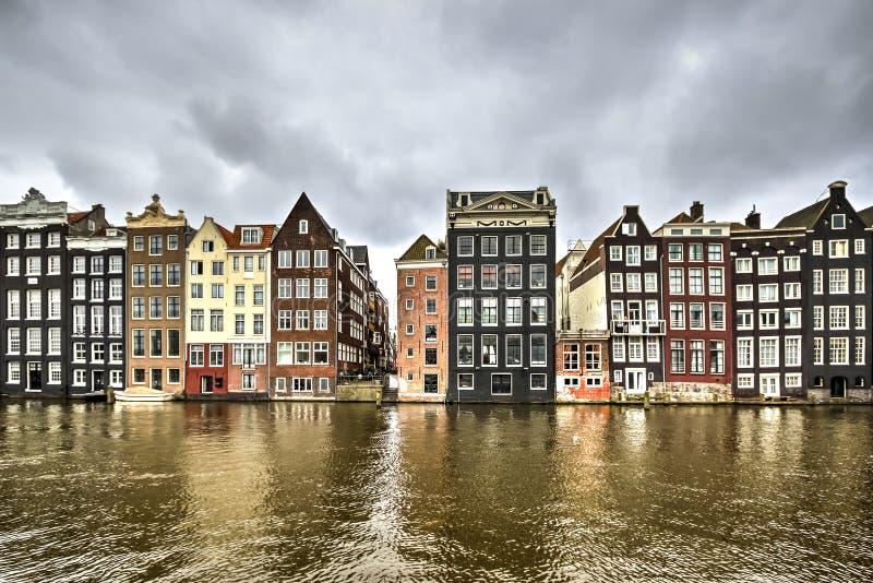 Amsterdam city, Netherlands stock photo