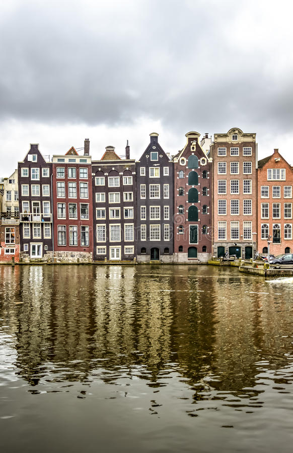 Amsterdam city, Netherlands stock photography