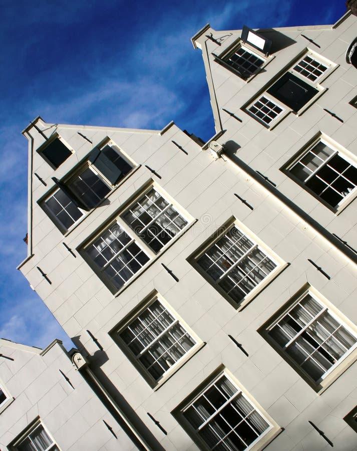 amsterdam domy zdjęcia royalty free