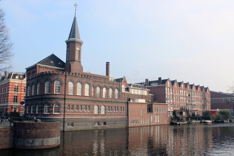 Amsterdam historique images libres de droits
