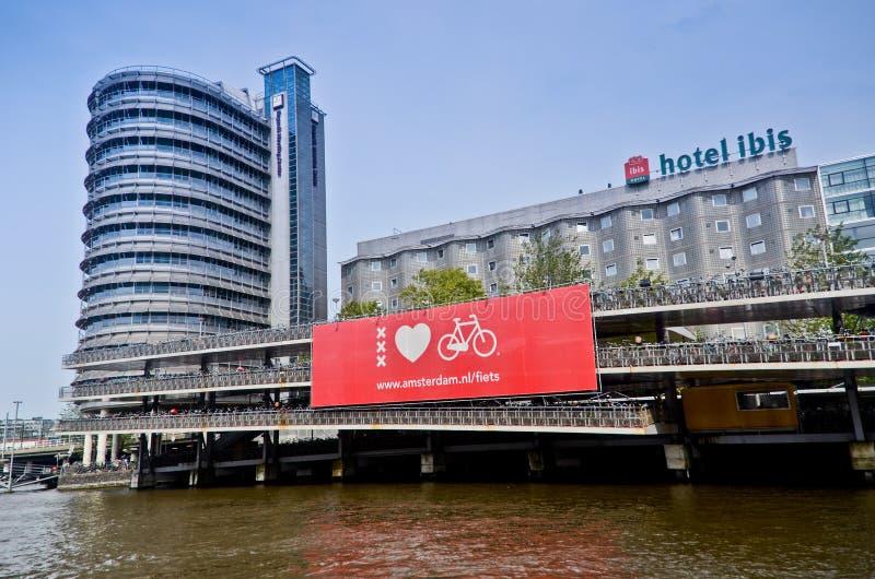 Amsterdam, Holland stock photo