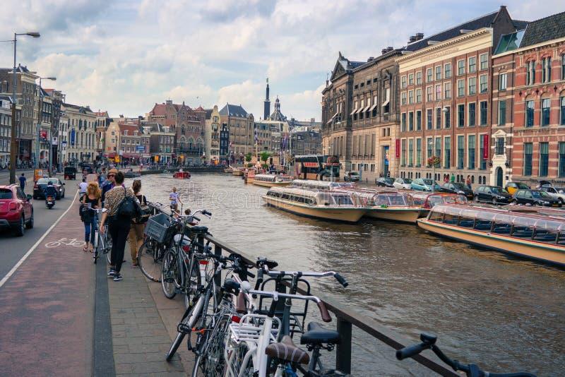 Amsterdam - Holland stock image