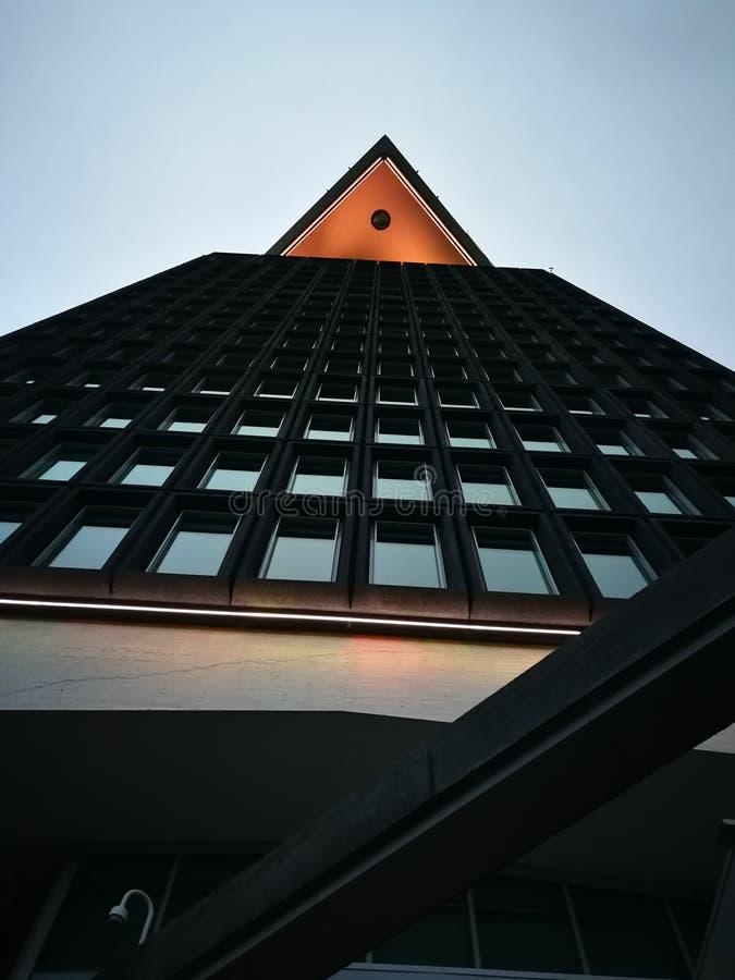 amsterdam hotel zdjęcie stock