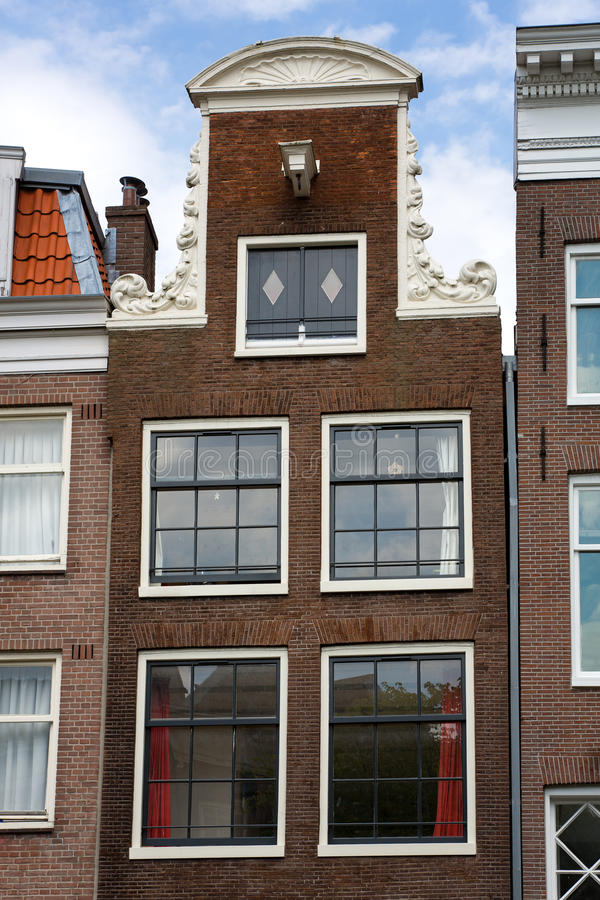 Free Amsterdam House Royalty Free Stock Images - 46835829