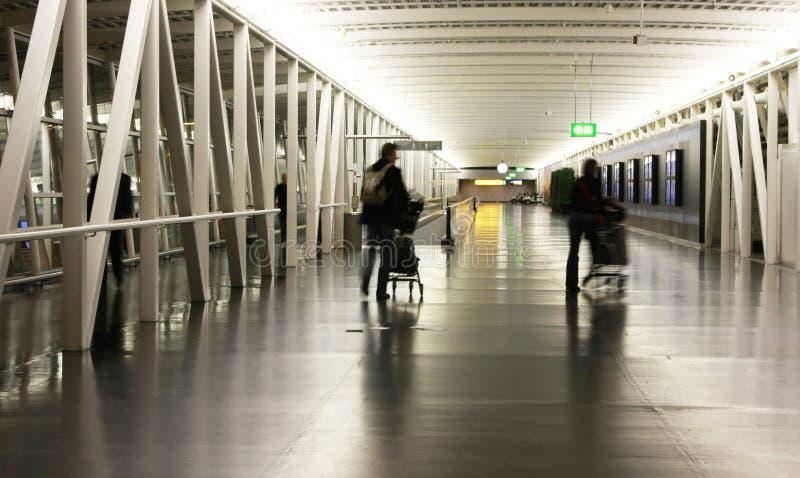 amsterdam lotniskowy schipol zdjęcia royalty free