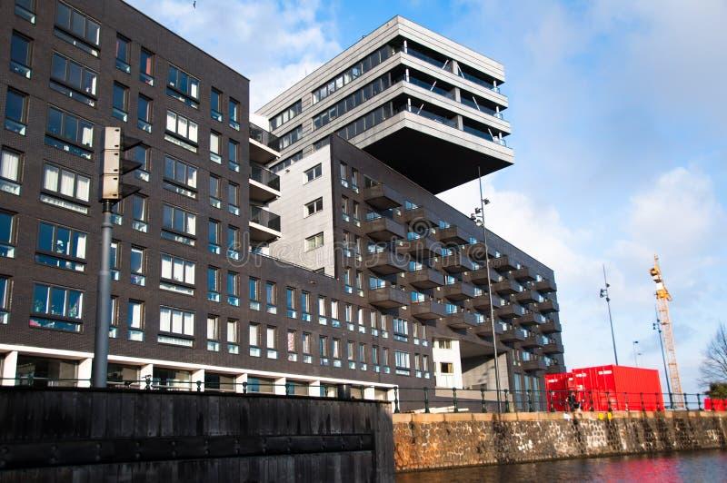 Amsterdam moderne architektur stockbild bild 17428367 - Architektur amsterdam ...