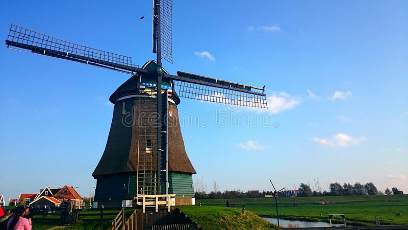 Amsterdam, Nederland royalty-vrije stock foto