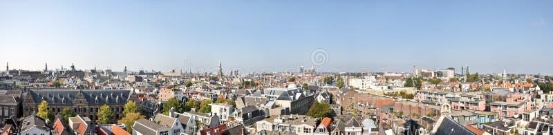 Amsterdam in Nederland royalty-vrije stock fotografie
