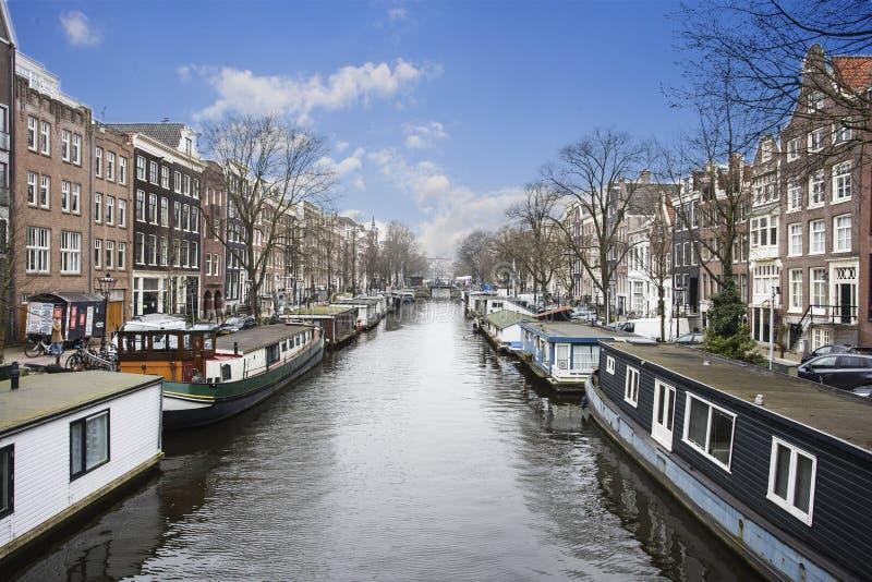 Amsterdam, Nederland royalty-vrije stock afbeelding