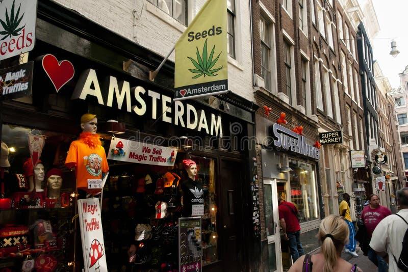 AMSTERDAM, NETHERLANDS - May 6, 2013: royalty free stock image