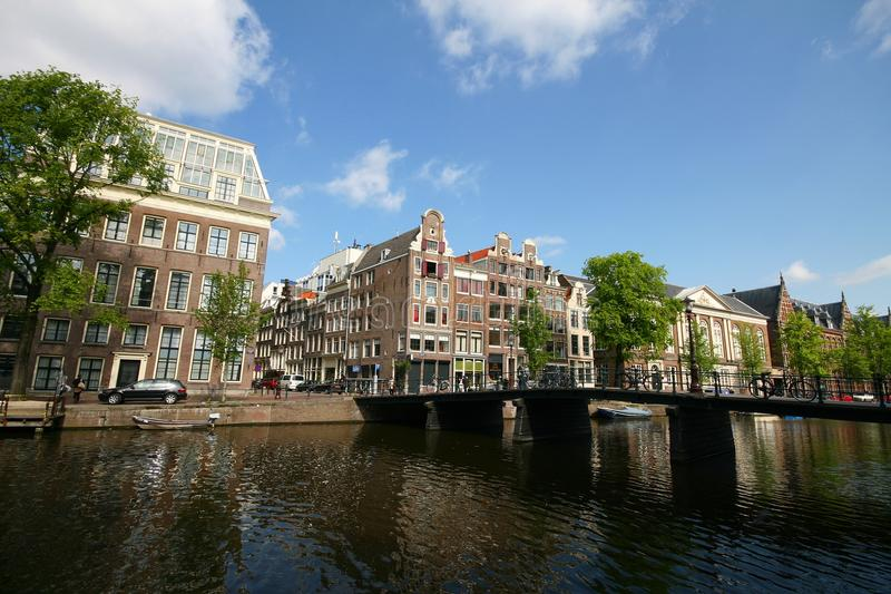 Download Amsterdam old house stock image. Image of cityscape, home - 25480029