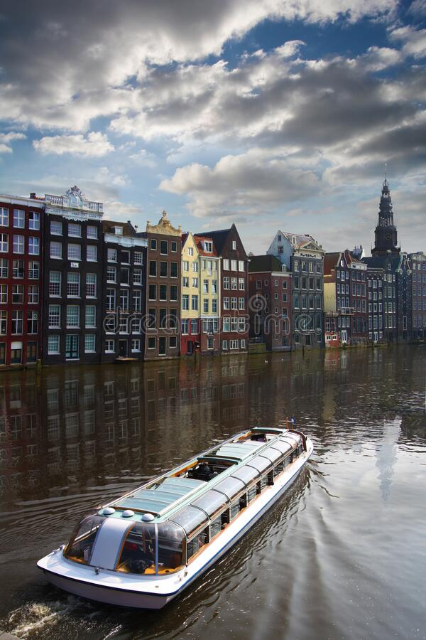 Free Amsterdam Sightseeing Stock Photos - 206942013