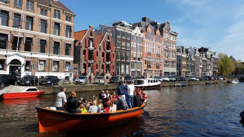 Amsterdam Weekend royalty free stock image