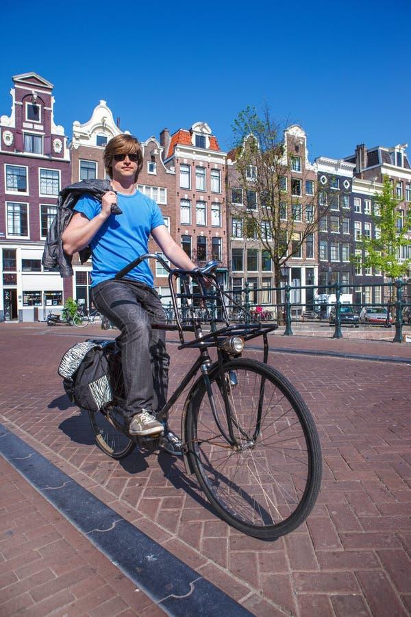 Amsterdammer fotos de stock royalty free