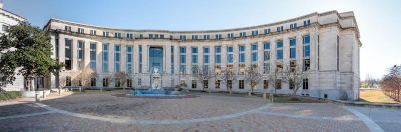 Amtsgericht Vereinigter Staaten in Jackson Mississippi stockbilder