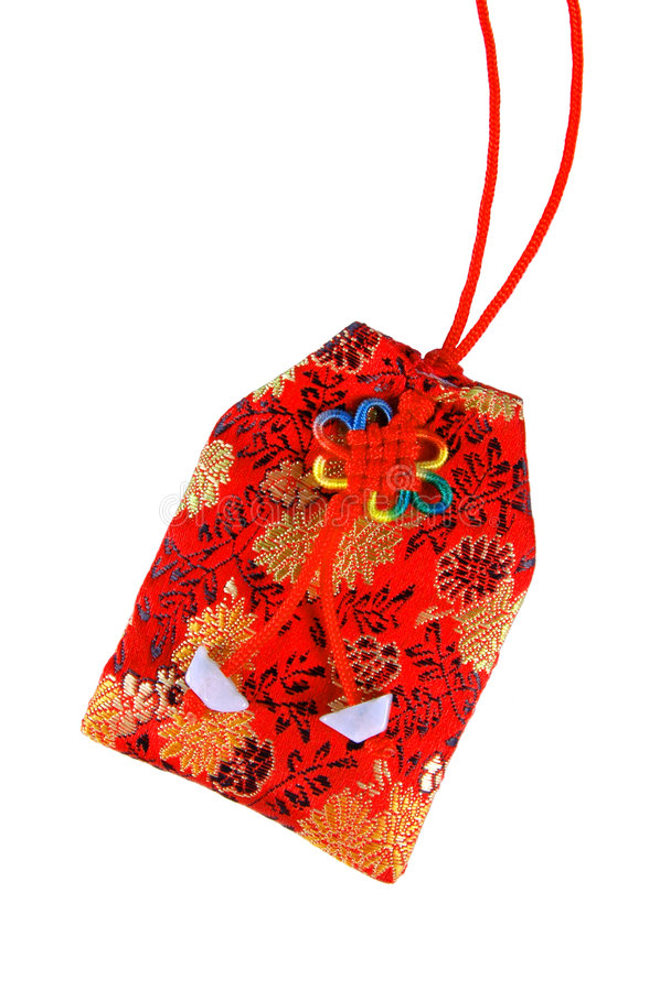 amulet chinese στοκ φωτογραφία με δικαίωμα ελεύθερης χρήσης