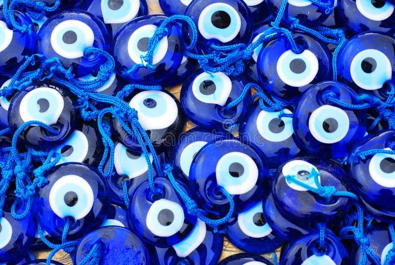 Amuletos afortunados foto de archivo libre de regalías