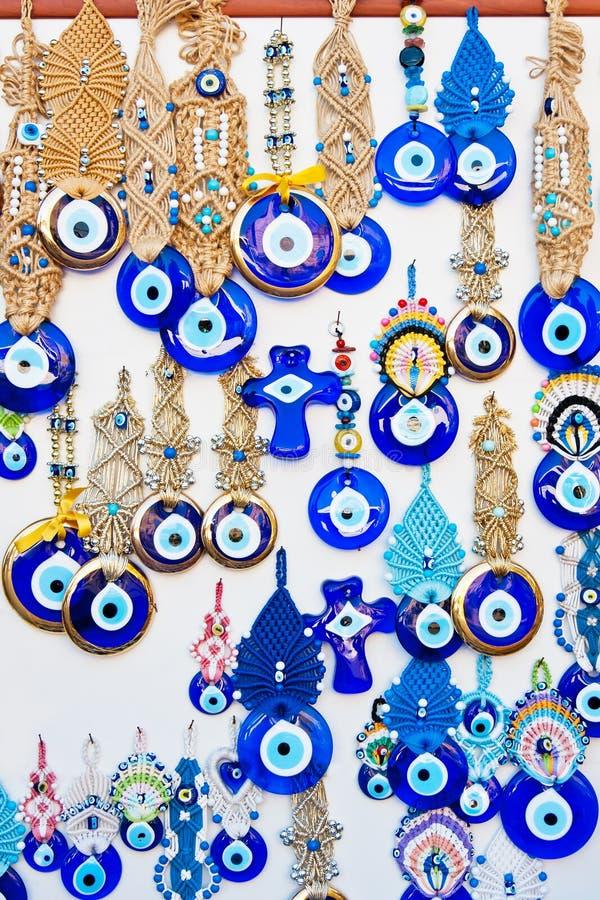 Amulets do olho mau imagem de stock royalty free