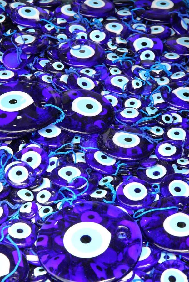 amulets eye форменный традиционный turkish стоковые изображения