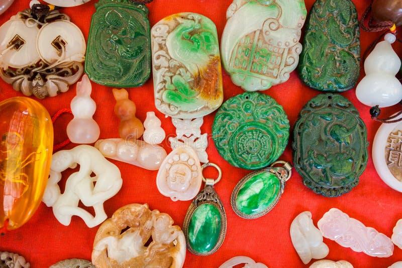 Amulett för traditionell kines royaltyfri fotografi